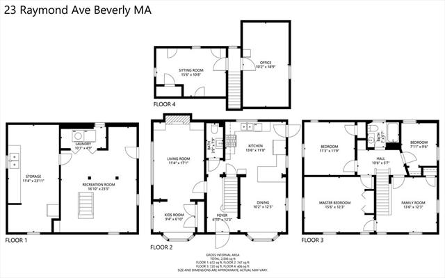 23 Raymond Avenue Beverly MA 01915