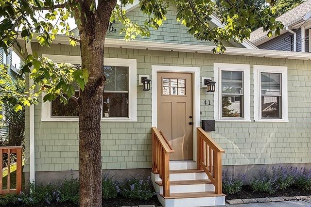 41 Madison Avenue Cambridge MA 02140
