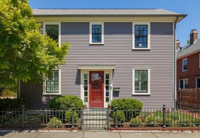 257 Mount Auburn Street Cambridge MA 02138