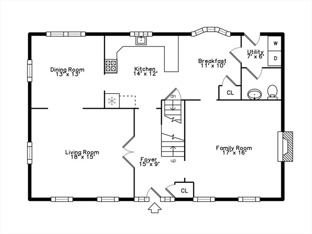 57 LURA Lane Waltham MA 02451