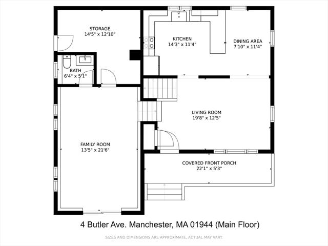 4 Butler Avenue Manchester MA 01944