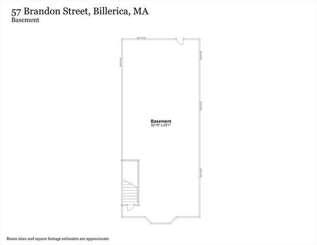 57 Brandon Street Billerica MA 01862