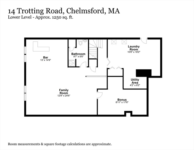 14 Trotting Road Chelmsford MA 01824