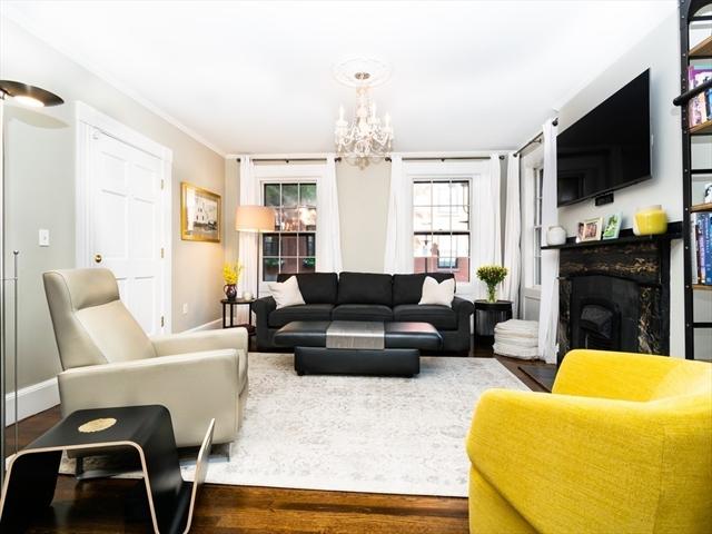 26 Mount Vernon Street, Boston, MA, 02129, Charlestown Home For Sale