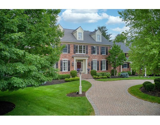 5 Beds, 4 Baths home in Andover for $2,385,000