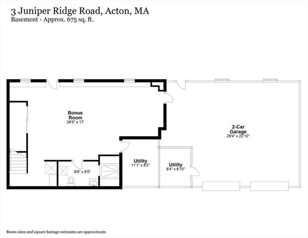 3 Juniper Ridge Acton MA 01720
