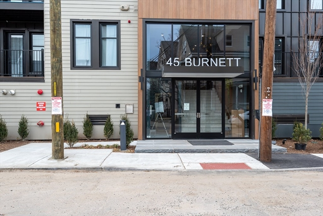 45 Burnett Street Boston MA 02130