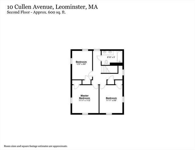 10 Cullen Avenue Leominster MA 01453