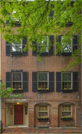 5 Myrtle Boston MA 02114