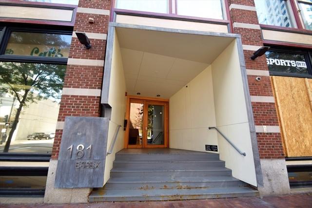 181 Essex Street Boston MA 02111