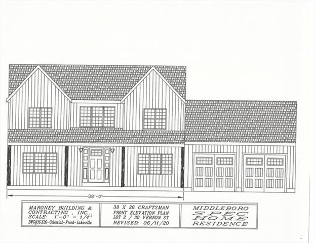 30 Vernon Street Middleboro MA 02346