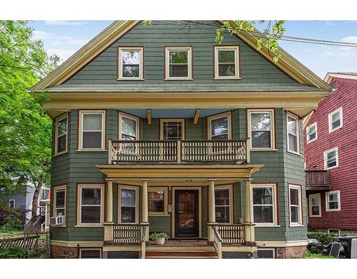 3 Adelaide Ter Unit 1, Boston - Jamaica Plain, MA 02130