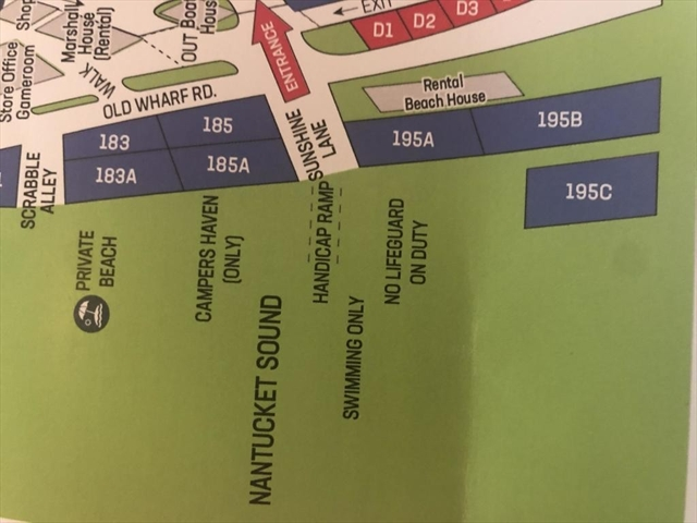 195 Old Wharf Road Dennis MA 02639