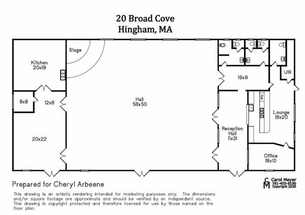 20 Broad Cove Road Hingham MA 02043