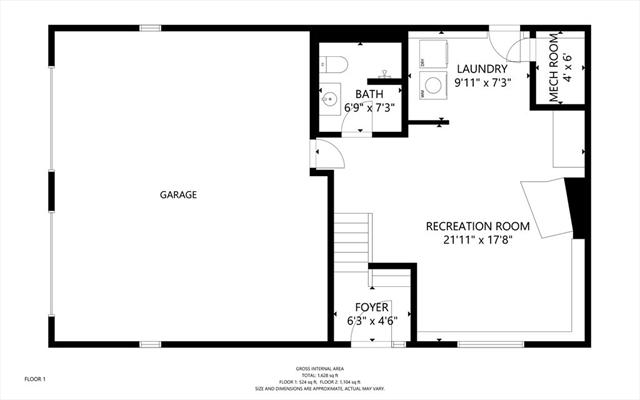 326 Winter Street Hanover MA 02339