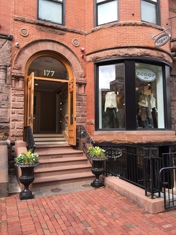 177 Newbury Street Boston MA 02116