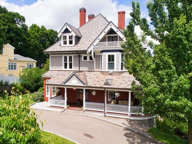 33 Bellevue Street Newton MA 02458