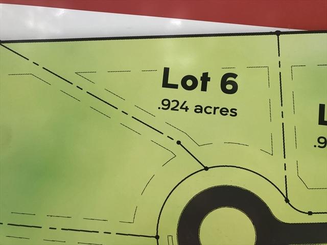 Lot 6 Fitch Farm Way Southampton MA 01073