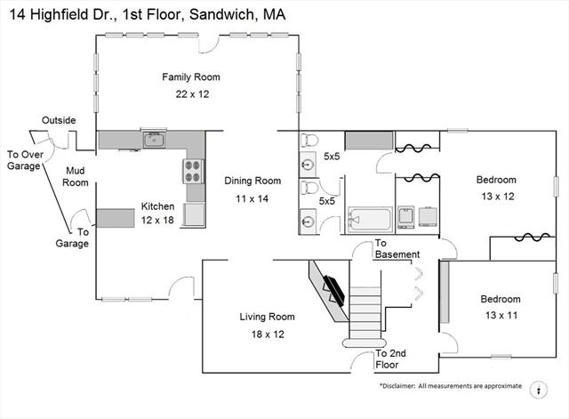 14 Highfield Drive Sandwich MA 02563