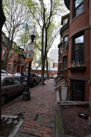 3 St Charles Street Boston MA 02116