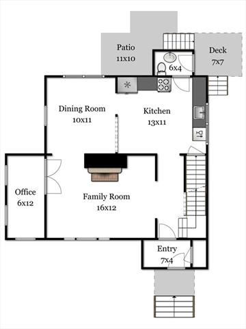 147 Mary Street Arlington MA 02474