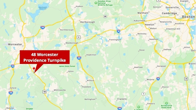 48 Worcester Providence Turnpike Sutton MA 01590