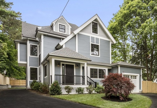 609 Centre Street, Newton, MA, 02459,  Home For Sale