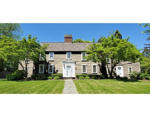 9 Old Orchard Rd, Newton, MA 02467
