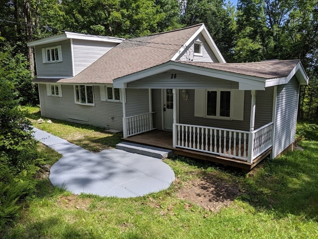 28 Blair Road Blandford MA 01008