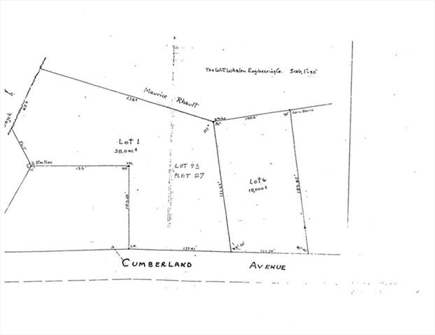 Cumberland Avenue North Attleboro MA 02760