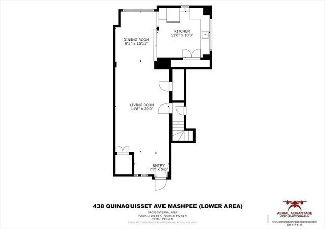438 Quinaquisset Avenue Mashpee MA 02649