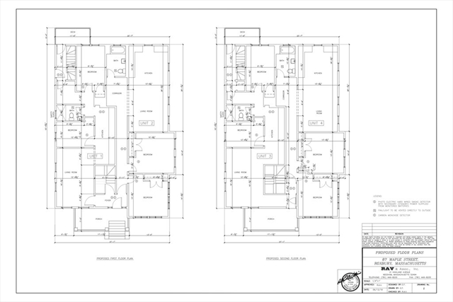 87 Maple St, Boston, MA, 02121, Roxbury's Franklin Park Home For Sale