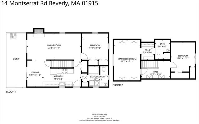 14 Montserrat Road Beverly MA 01915