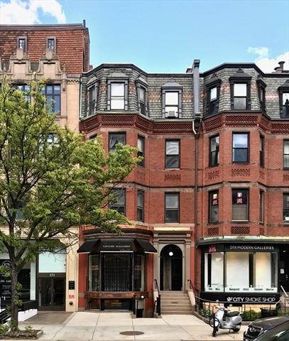 169 Newbury St, Boston, MA, 02116, Back Bay Home For Sale
