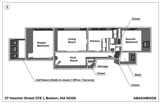 27 Hosmer Street Boston MA 02126
