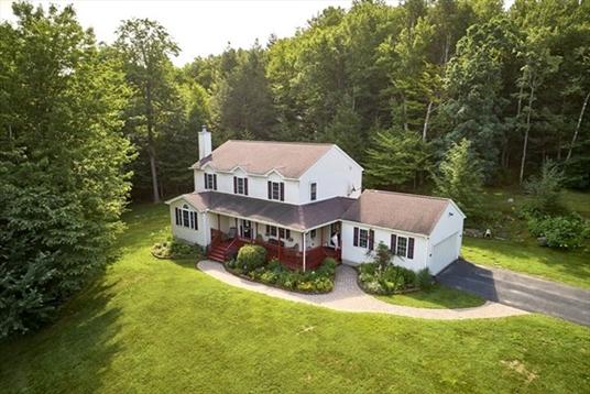 121 Elm Street, Buckland, MA<br>$339,900.00<br>5 Acres, 3 Bedrooms
