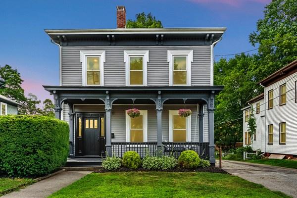50 Jefferson Street Newton MA 02458