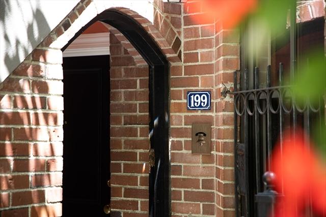 199 W Newton Boston MA 02116