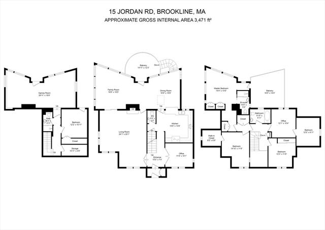 15 Jordan Road Brookline MA 02446