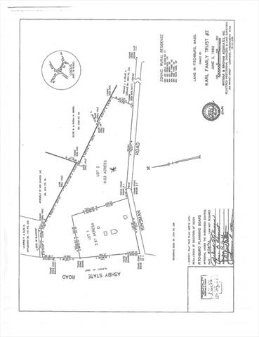 Kinsman Road Fitchburg MA 01420