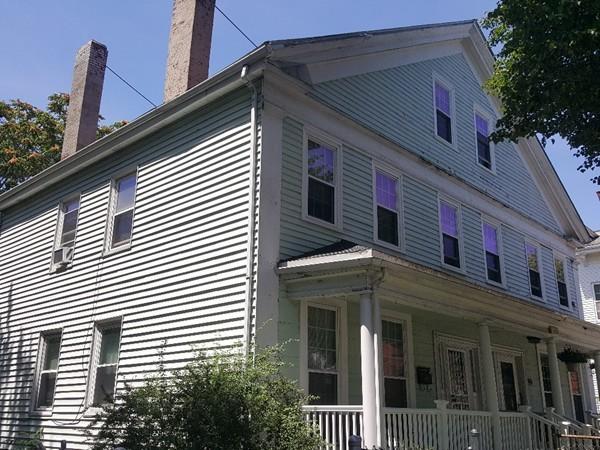 101 Mount Pleasant Avenue Boston MA 02119