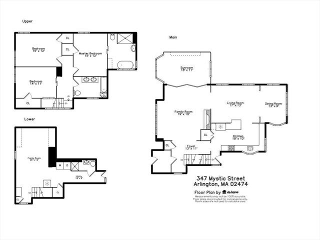 347 Mystic Street Arlington MA 02474