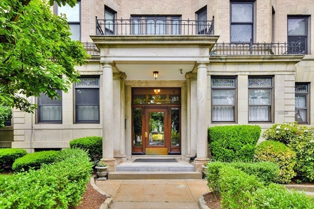 1875 Commonwealth Ave, Boston, MA, 02135, Brighton's Chestnut Hill Home For Sale