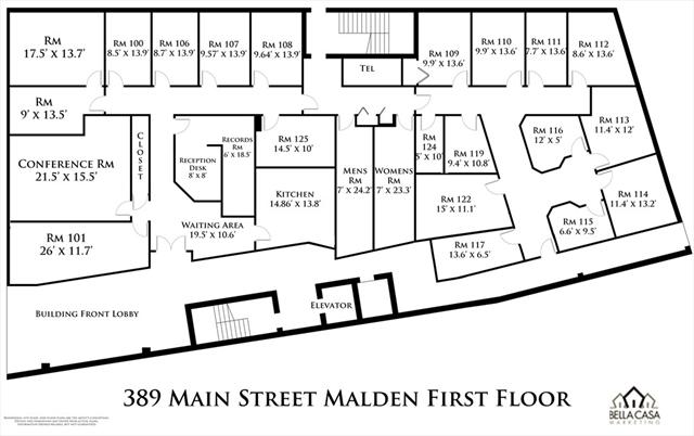 389 Main Street Malden MA 02148