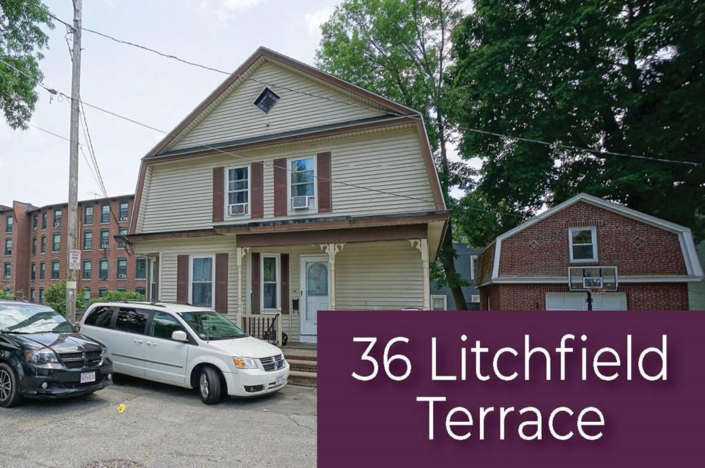 Photo of 36 Litchfield Terrace Lowell MA 01854