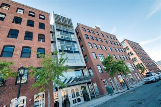 21 Wormwood Street Boston MA 02210