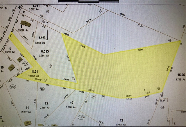 Lot 14 Barton Avenue Belchertown MA 01007