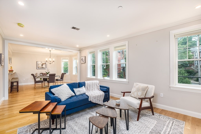 105 Winthrop Rd, Brookline, MA, 02445, Coolidge Corner  Home For Sale