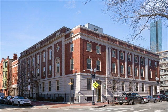 7 Warren Avenue Boston MA 02116