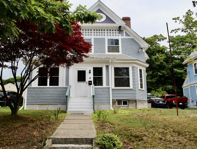 12 Melville Worcester MA 01605
